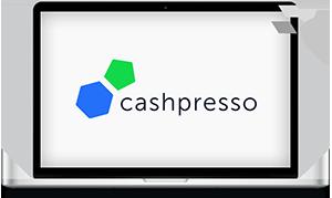 Cashpresso eröffnet in ca. zehn Minuten ein flexibles Dispo-Konto, auf das sofort nach der Einrichtung zugegriffen werden kann.