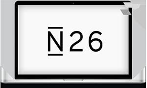Die N26 Bank GmbH mit Sitz in Berlin ist ein 2013 gegründetes FinTech-StartUp. Die Bank bietet Privat- und Geschäftskonten und den N26 Kredit an, die vollständig via Smartphone geführt werden können.