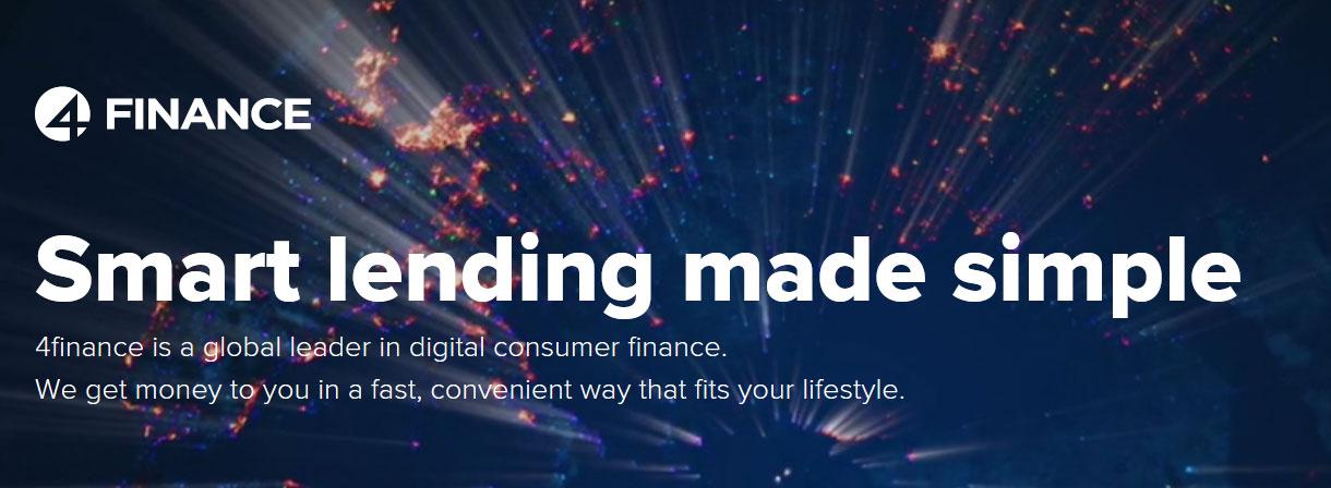 4Finance - Smart lending made simple, Bildquelle: 4finance.com