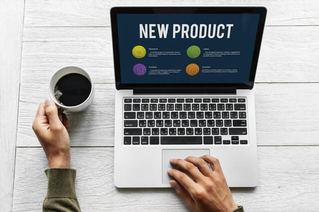 Mit neuen Produkten lässt sich passives Einkommen gut erzielen.