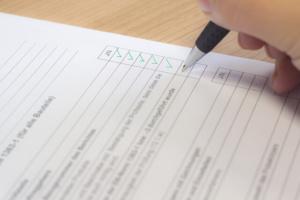 Für den Sofort Kredit werden alle Eingaben geprüft.